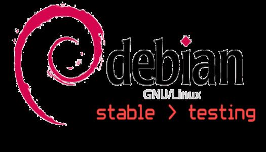 Passer de Debian stable à testing
