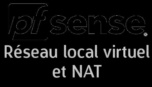 Réaliser un réseau local avec NAT sous pfSense et VMWare