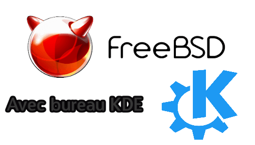 Installer KDE « à la main » sur FreeBSD 12