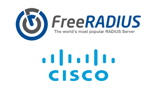 Authentification RADIUS sur Cisco 3560 avec freeRADIUS