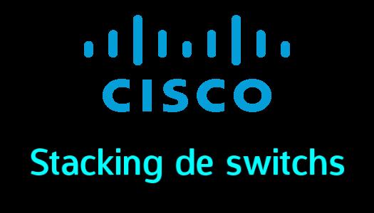 Stacking de switch Cisco SG350X